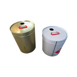 Cylindrical Drums And Thinner Drums, For Industrial, Size: 20 Kg Capacity
