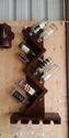 Wall Bottle Showcase