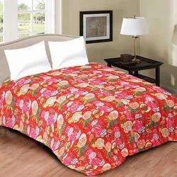 Jaipur Handmade Tropicana  Furit Kantha Quilts
