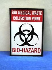 Bio Hazard Safety Poster