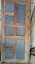 Tick Wood Jali Door