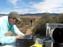 Ground Data Geophysical Survey Data Acquisition Service
