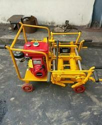Welding Trimmer For Railway With Honda Engine