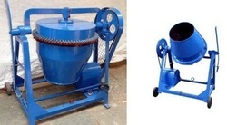 Diesel Engine 480 Liters Motorized Laboratory Concrete Mixer