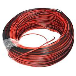 Red And Black Electrical Wire