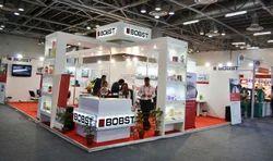 Exhibition Kiosk Designing Services