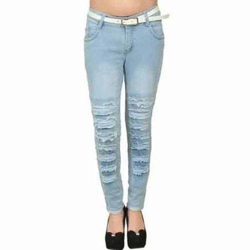 Designer Ladies Jeans, महिलाओं के लिए डिज़ाइनर