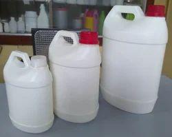 Plastic Half Round Cans