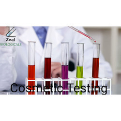 Cosmetic Testing Service