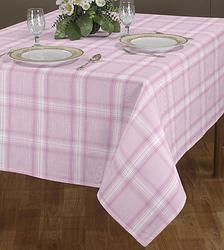 Big Checks Tablecloth