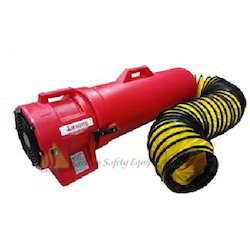 Plastic Compaxial Blower