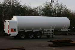 Gas Transport Tank