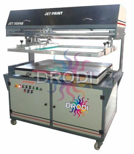 Jet Print Screen Printing Machine