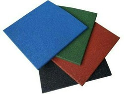 EPDM Rubber Flooring - ABS-03 Be Safe EPDM Rubber Flooring