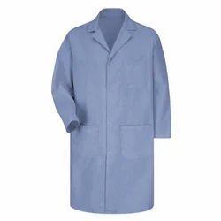 Industrial Uniform Lab Coat