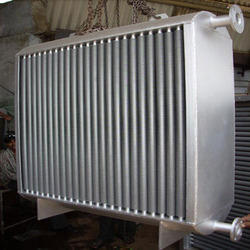 Heat Exchanger for Herbal Soyabin Plant