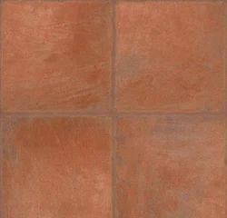 Cotto Rouge Ceramic Floor Tile