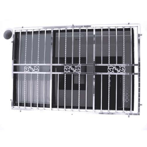 Gate Grill Iron Grill: Cast Iron Window Grill, Window Grill