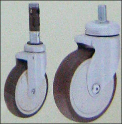 Thermoplastic Rubber Caster Wheels