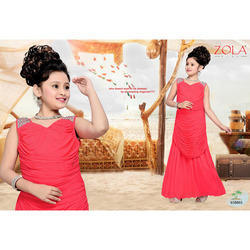 Red Party Wear Baby Dress
