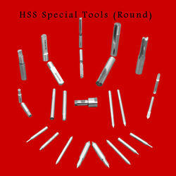 HSS Special Round Tools