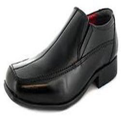 Black P Foot Gents Formal Shoes, Size: 6 To 10