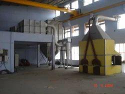 Lead Furnace Air Pollution Control