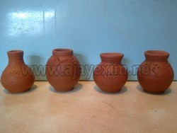 Clay Handmade Decorative Pots