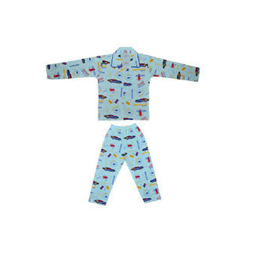 Cotton Baby Boys Night Suit