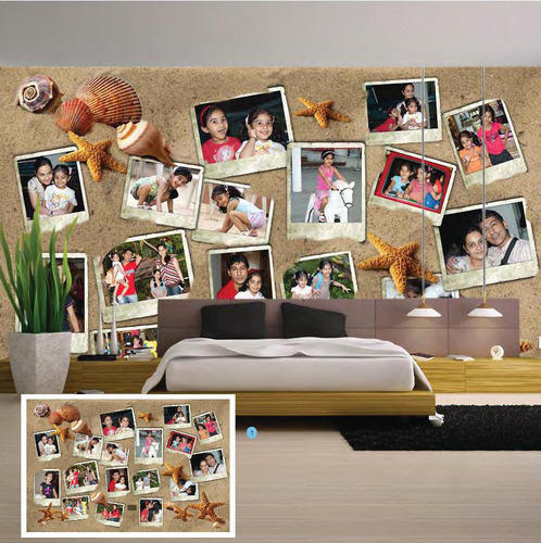 Customized Photo Wallpaper