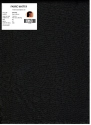 Plain Embossed Fabric
