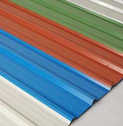 Colour Coated Sheet