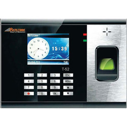 Realtime T52 Fingerprint Access Control Systems