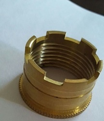 1 Bsb Threaded Round Knurling Insert