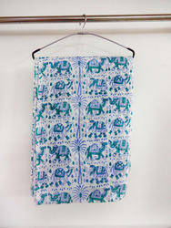 Hand-Block Printed Cotton Fabric