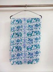 Hand-Block Printed Cotton Fabric