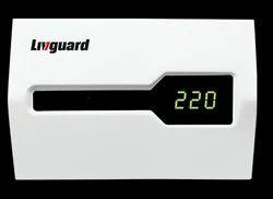 Ivory/White Single Phase Livguard Voltage Stabilizer LA 410 XS