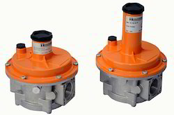 Tecnogas Natural Gas Pressure Regulator