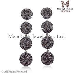 Designer Diamond Earring Jewelry