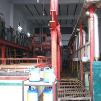 Nickel Plating Plant