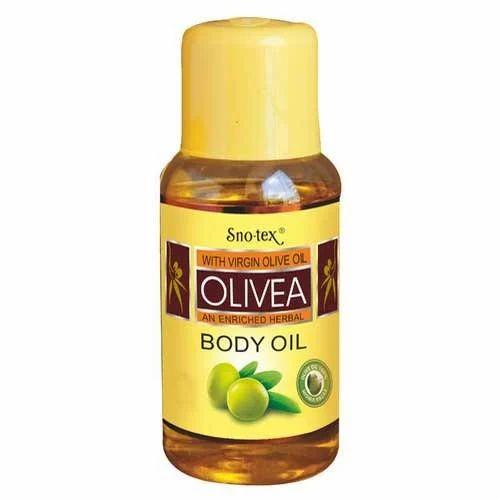 Body Virgin Olive Oil