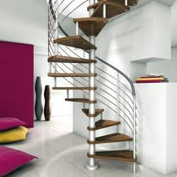 Spiral Staircase Railing
