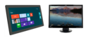Desktop Monitors & Touch Screen Monitors