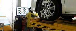 3D Wheel Alignment Services