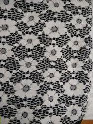 White NYLON Lace