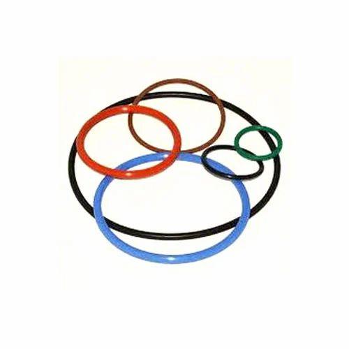 INDUSTRIAL RUBBER PARTS - Nitrile O Ring OEM Manufacturer