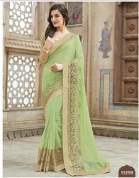 Embroidery Bollywood Sarees
