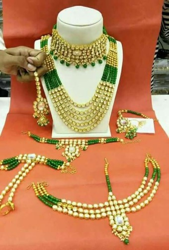 Designer Bridal Jewellery Set At Rs 5700 Set Bridal Jewelry Sets