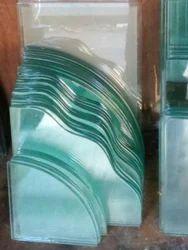 Waterjet Cutting Glass