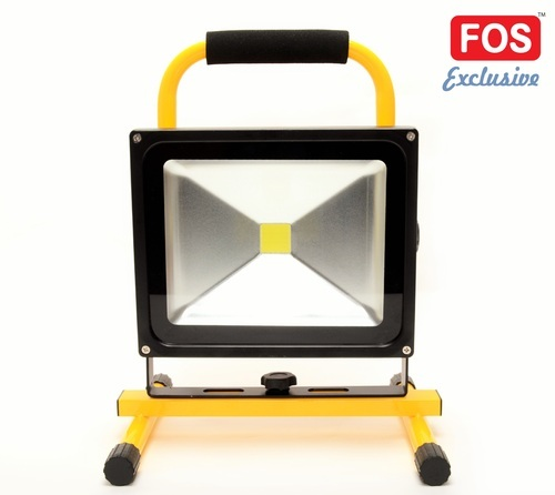 Led Flood Light Rechargeable 20w: Rechargeable LED Flood Light 20W At Rs 2635 /piece